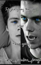 If your going through hell. Keep going (teen wolf: stiles stilinski) by notactive_acc