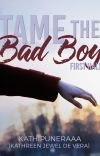 Tame The Bad Boy cover