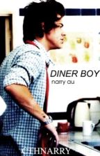 Diner Boy // narry au by cthnarry
