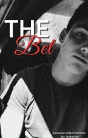 The Bet (Grayson Dolan) by kindakenz