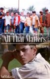 All That Matters ❁ Benny Rodriguez cover