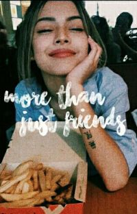 More than just friends - Steven Fernandez  cover