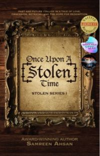Once Upon A [Stolen] Time - [Stolen] Series I cover