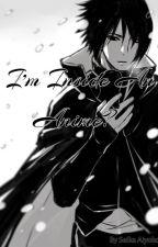 I'm inside an anime? [Sasuke x Reader] by theanomini