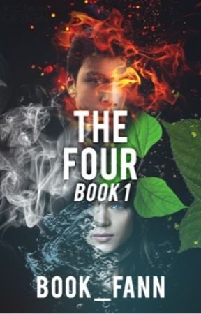 The Four - Book 1 by gracey_liz