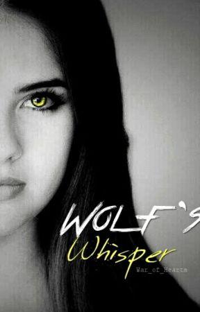 Wolf's Whisper (Italian) #Wattys2015 by War_of_Hearts