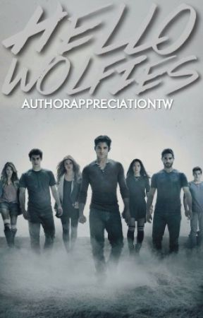 Hello, Wolfies by AuthorAppreciationTW