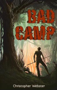 New Horizons (aka Bad Camp) -- Preview cover