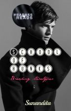 School of Hunks (SoH)™ - Fighting Cliques by sunandita