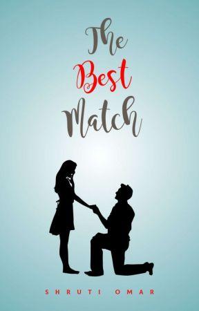 The Best Match by TheSapientShruti