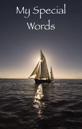 My Special Words by daddydolan