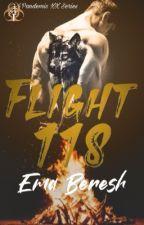 Flight 118 by EmaBeresh