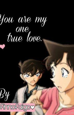 You are my one true love. by FinnoFaigo