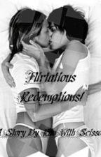 Flirtatious Redemptions (gxg) by lemon_swirls