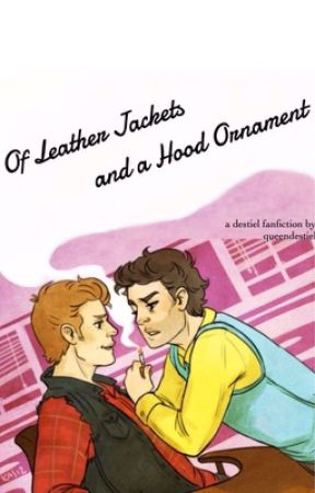 Of Leather Jackets and a Hood Ornament by queendestiel