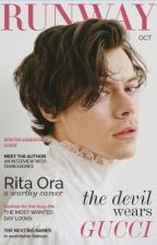 The Devil Wears Gucci - Larry Stylinson by dianexagnes