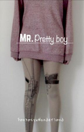 Mr. Pretty boy >> Skammy by FantasyxWonderland