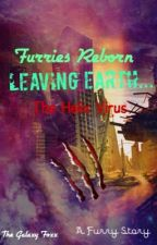 Leaving Earth.. by TheGalaxyFoxx