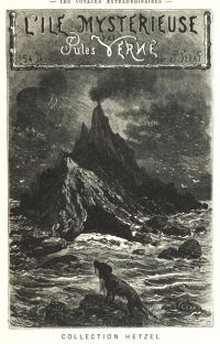L'isola Misteriosa - Jules Verne. cover