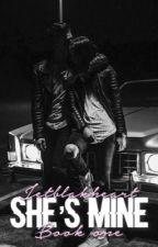 SHE'S MINE  → JASON MCCANN by KElizabeth