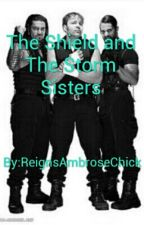 The Shield and The Storm Sisters[DISCONTINUED] by StayAliveLovely