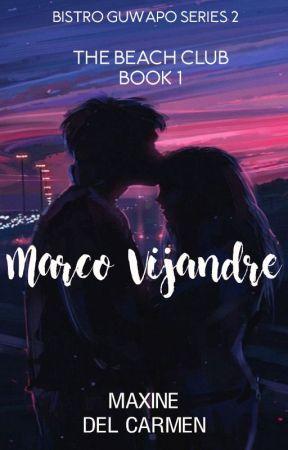 BGS 2: The Beach Club Book 1: Marco Vijandre by mdcphr