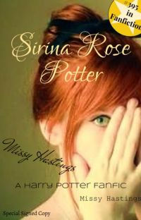 Sirina Rose Potter cover