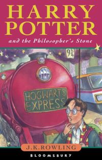 Harry Potter and the Philosopher's Stone - Summary cover
