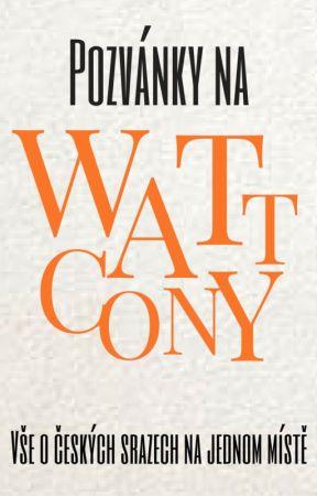Pozvánky na Wattcony by WattconsCZ