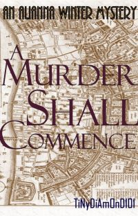 A Murder Shall Commence. cover