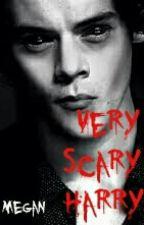 Very Scary Harry. by blinkbacktoletmeknow