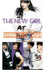 The New Girl At Shinhwa High! (A Boys Over Flowers Fanfic) by GoodGirlBad12