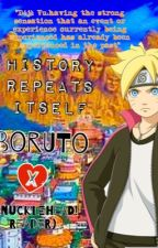 History repeats itself (Boruto Uzumaki x Knucklehead!Reader by Uchiha_Kiiroi