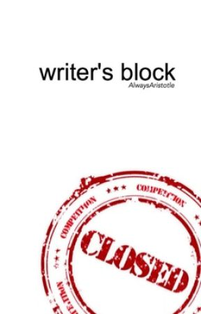 Writer's Block [contest] by alicoforever