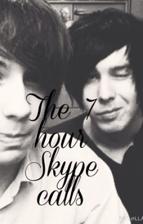 The 7 hour Skype calls~ a phan fiction by lwthsmedicine