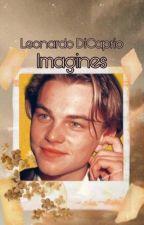 Leonardo DiCaprio imagines by teenageHippy