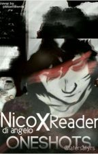 Nico di Angelo x Reader Oneshots by latersatyr