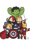 Teeny Tiny (Avengers x Reader) cover