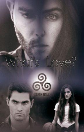 What's love? ( Derek hale love story ) by Kora_Sarutobi