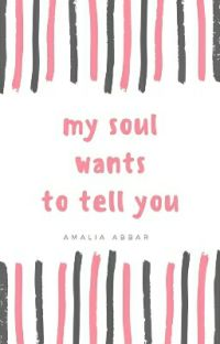 My soul wants to tell you cover