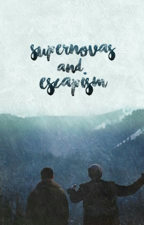 Supernovas & Escapism by duke21
