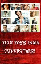 Bigg Boss India Season 3 Bollywood Superstars by Zysha2050