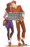 One Direction Interracial Imagines/Preferences cover