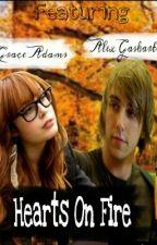 Hearts On Fire {Alex Gaskarth} by ughabuggabandlife