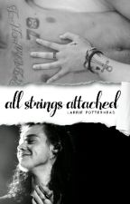 All String Attached // Larry Stylinson (Mild BDSM) by SimperingSolitude