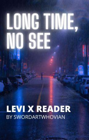 Long Time, No See - Levi x Reader (Modern!AU) by SwordArtWhovian