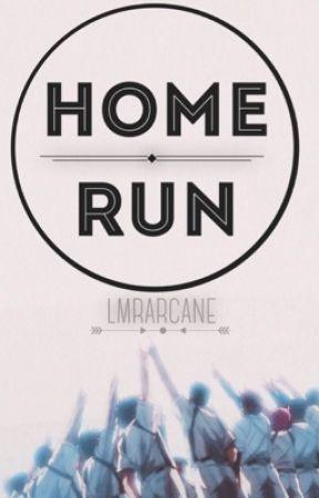 Home Run! ⚾  [Re-Editing] by lmrarcane