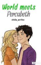 World meets Percabeth by writerrr_234