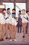 The Babysitting Project [editing] cover