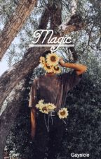 Magic || larry by gaysicle